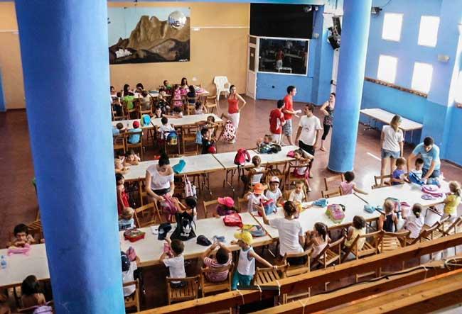 Escuela de Verano Finestrat