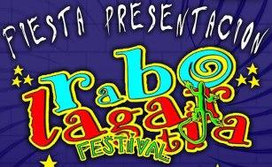 Presentacion del festival rabolagartija en el muro