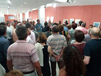 """""""Elogi a la mar"""" es la nueva exposición en Vilamuseu"""