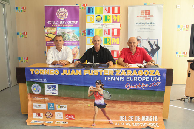 VIII Torneo Internacional de Tenis Juan Fuster Zaragoza