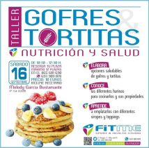 Los gofres o las tortitas en la dieta diaria