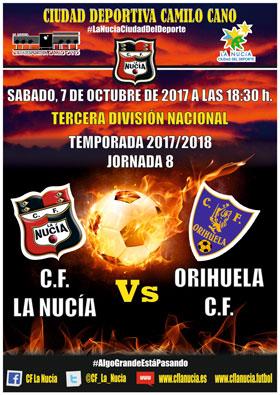 La Nucia CF vs Orihuela