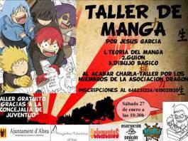 Taller de Manga