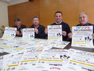 Presentación de la octava edición del Concurso Canino Nacional Villa de La Nucía