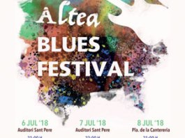 altea blues festiva
