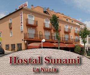 Hostal Sunami, como en tu propia casa
