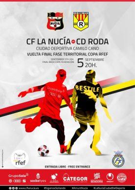 La Nucia Final Copa RFEF La Roda