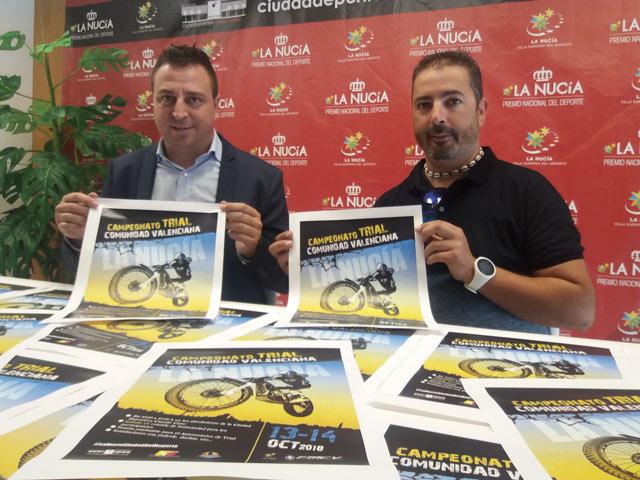 Campeonato de Trial Comunidad Valenciana 2018