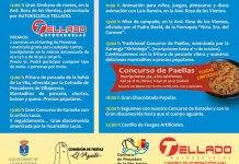 Fiestas en honor a San Judas Tadeo La Vila Joiosa 2018