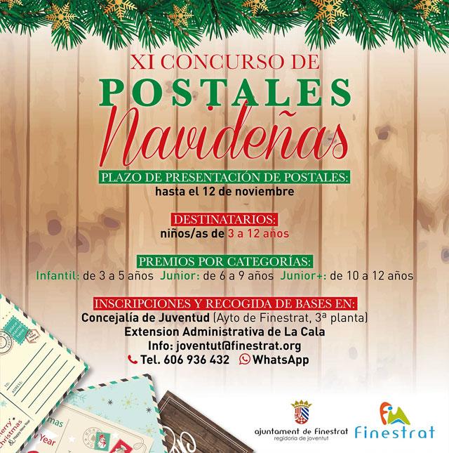 Finestrat Postales Navideñas 2018