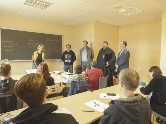 Asociacion Cultural Benefica Bizantina clases ruso La Nucia 2018