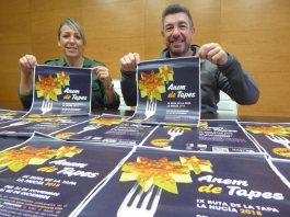 IX Ruta de la Tapa de La Nucia 2018