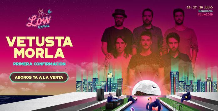 vetusta morla low festival 2019