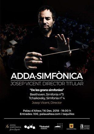 Concierto ADDA Simfonica Altea 2018