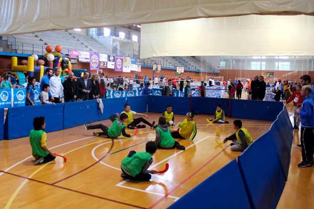 Feria Deportiva Infantil de Benidorm 2018