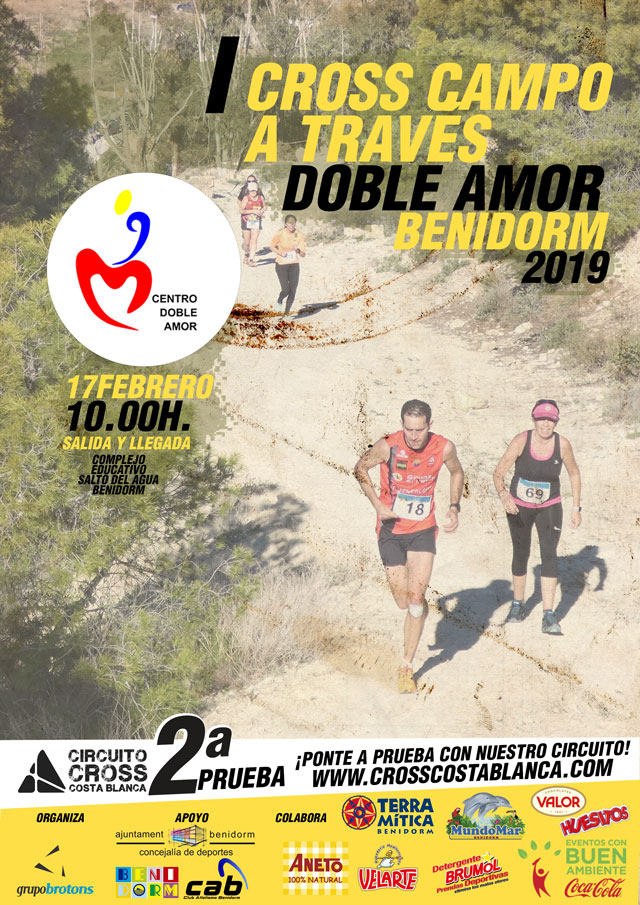 I Cross Campo a Traves Doble Amor Benidorm 2019