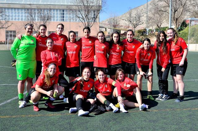 La Nucia CF Femenina 2019