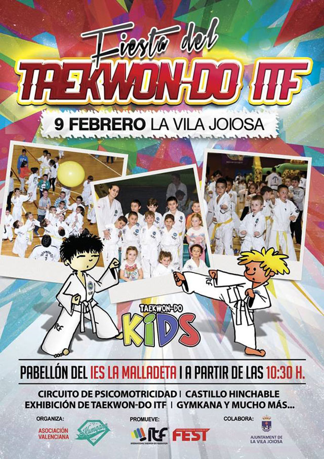 fiesta taekwondo itf la vila joiosa 2019