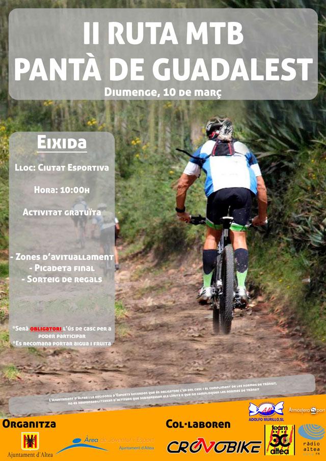 Altea II Ruta MTB Guadalest 2019