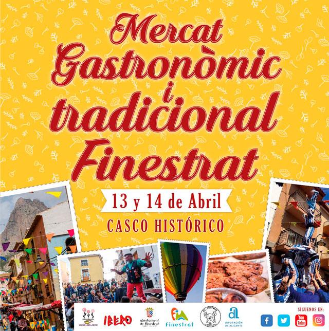 Mercat gastronomic i tradicional fiestrat 2019
