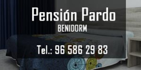 Pension Pardo - Benidorm