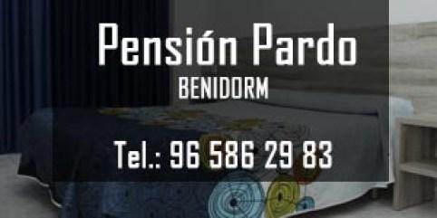 Pension en Benidorm Pension Pardo - Benidorm
