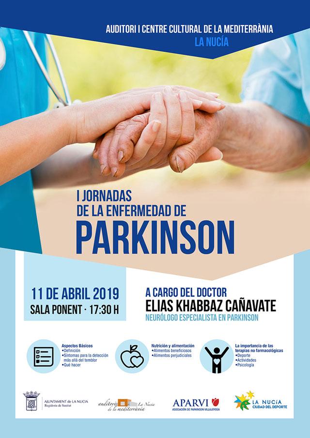 La Nucia Parkinson charla 2019