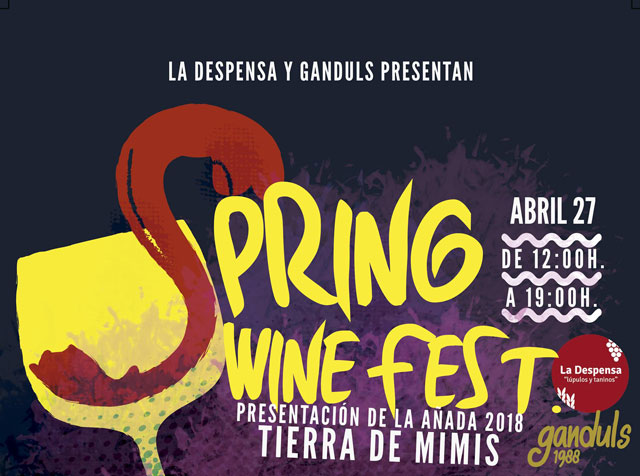 pring wine fest