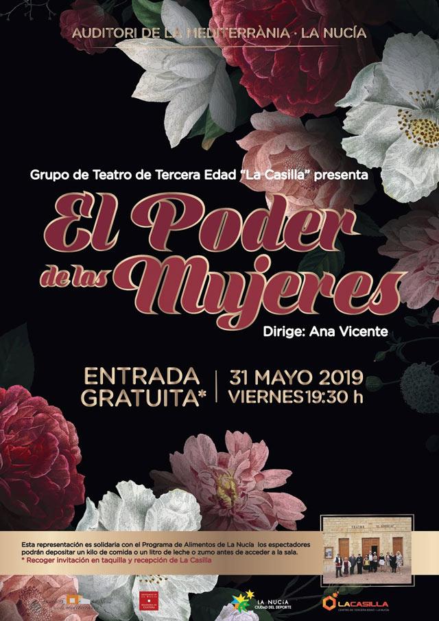 La Nucia Poder Mujeres 2019