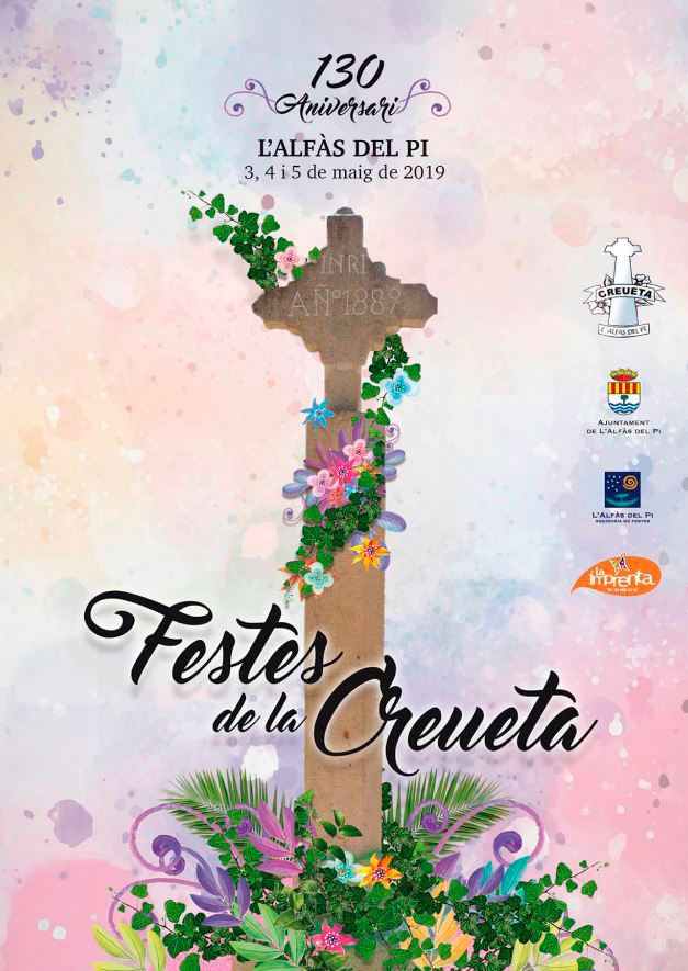 Fiestas d ela creueta en Alfaz 2019