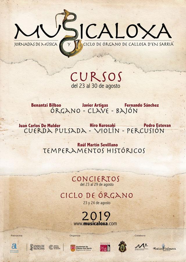 festival musicaloxa callosa sarria 2019