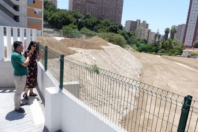 Benidorm huertos urbanos la cala 2019