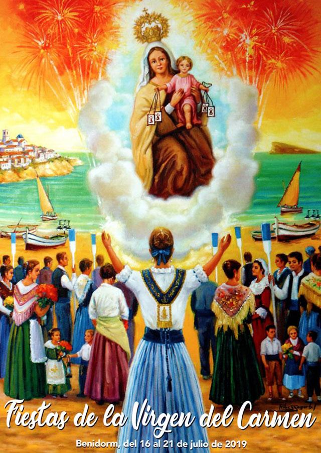Fiestas del Carmen Benidorm 2019