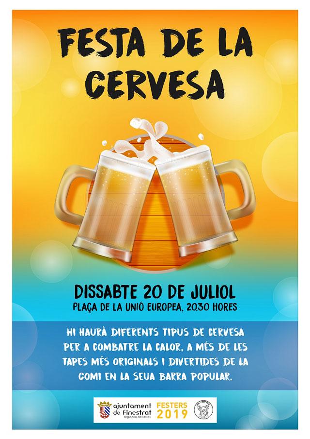 Finestrat Fiesta de la Cerveza 2019