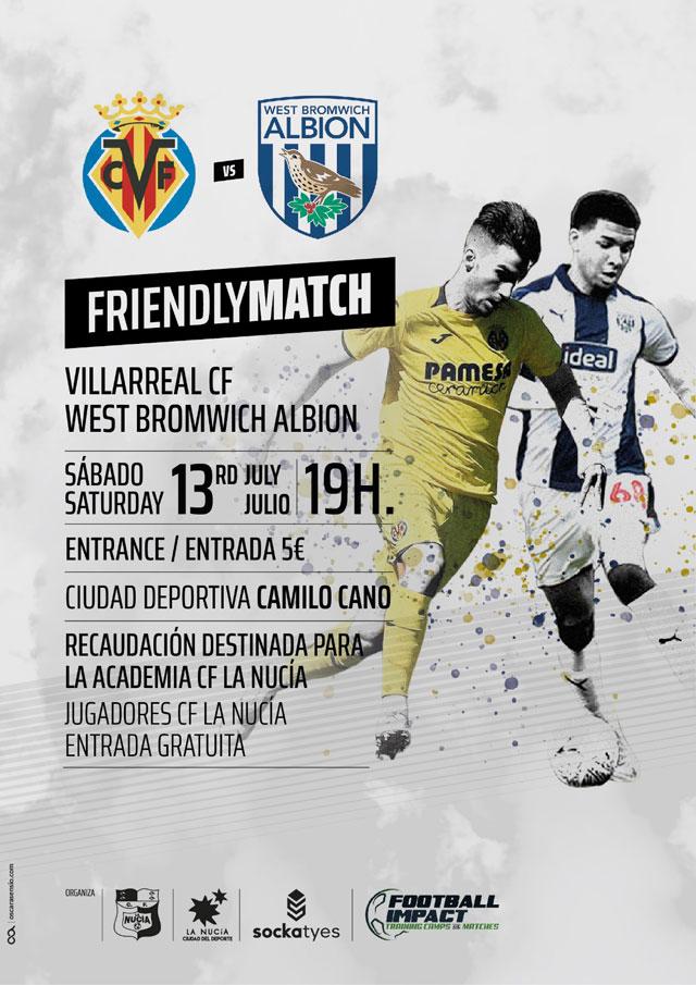 La Nucia Futbol Villareal 2019