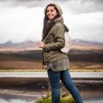 Laguna de villablanca Cariquiqma Colchane Altiplano de Chile