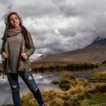 Laguna de villablanca Cariquima Colchane altiplano Chile