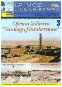 Historia del ferrocarril Salitrero