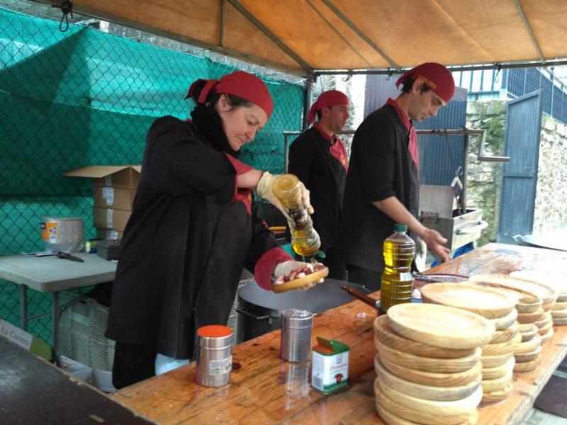 Lista de Furanchos en Bembrive - San Blas 2018
