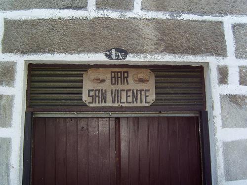Promocionando a los locales de Vigo
