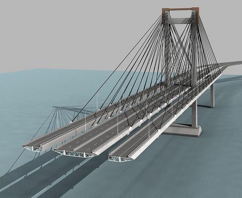 Ampliación del puente de Rande