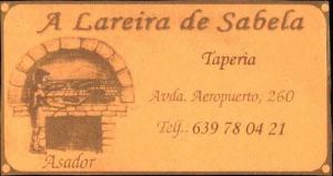 A lareira de Sabela [Vigo Enxebre]