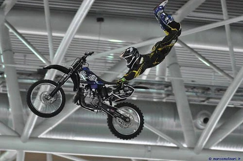 Supercross + Freestyle Indoor de Vigo