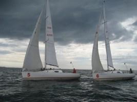 Navegar por Baiona, Cíes, Ons, Sanxenxo