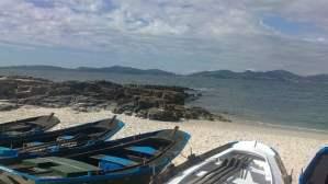 Playa de Fontaíña