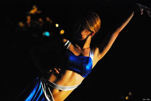 Clases de iniciación al baile latino