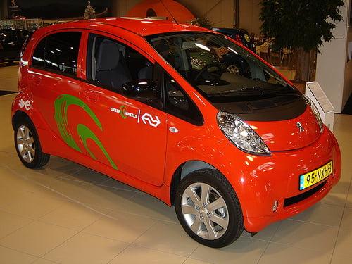 Alquilar un coche eléctrico