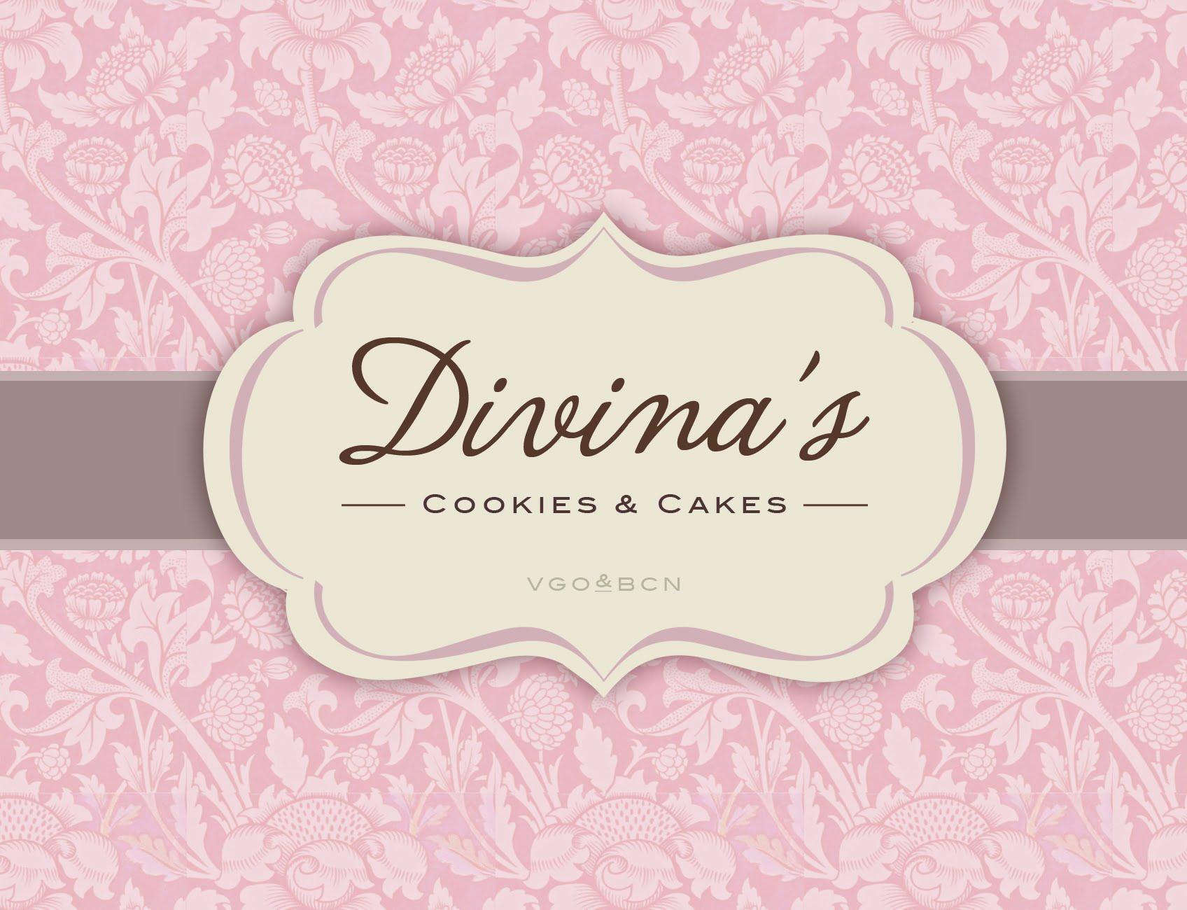 Decoración de repostería. DIVINA'S COOKIES & CAKES