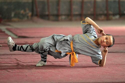 Monjes Shaolin – La leyenda del Kung fu