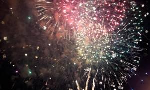 Así fueron los fuegos de Bouzas 2012